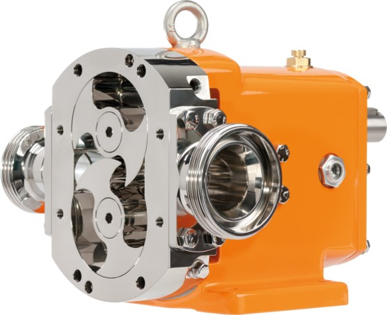 ROTARY PISTON PUMPS TYPE SKK (3-6)